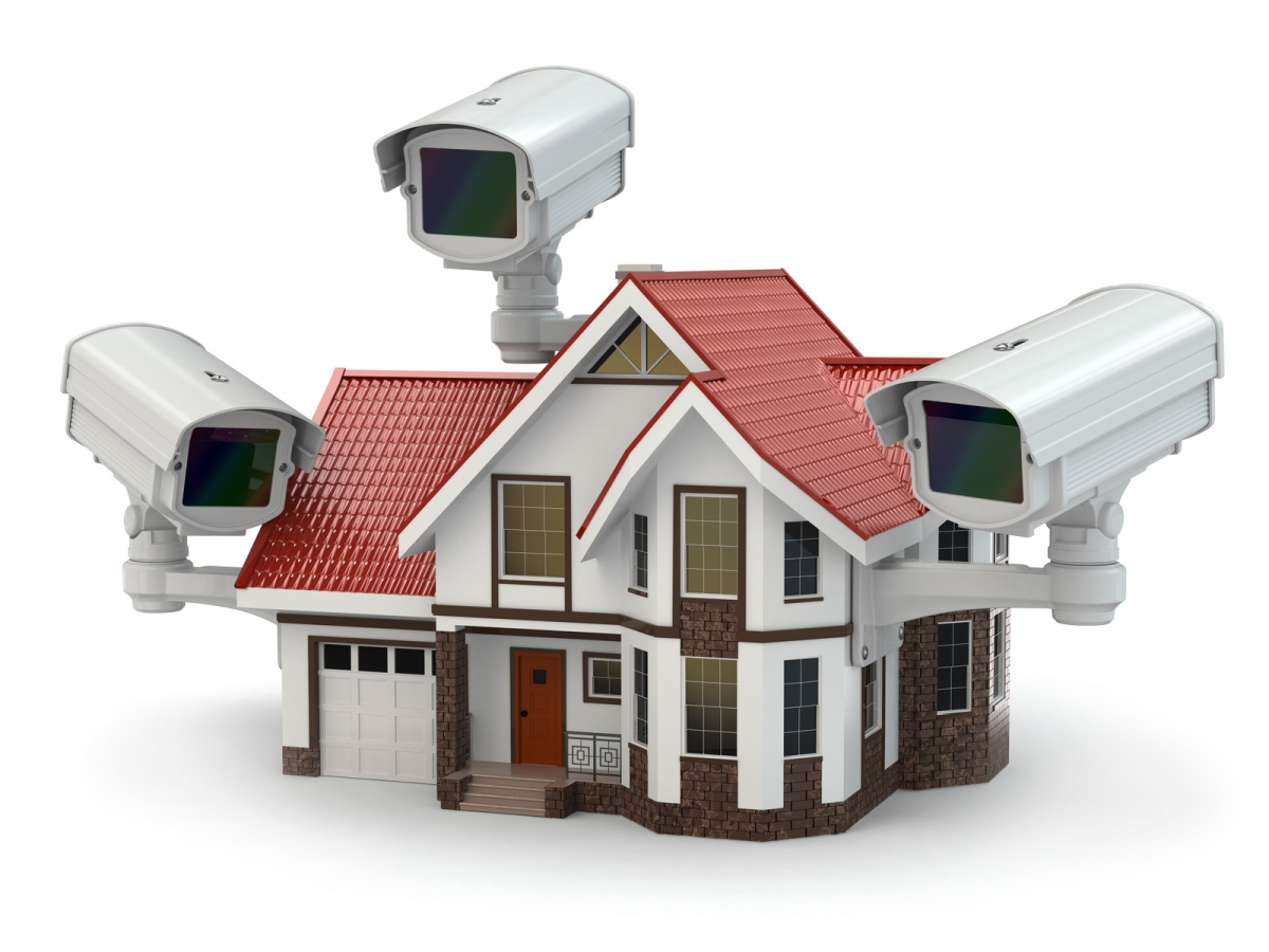 Videosorveglianza e controllo ville, appartamenti, aree condominiali, parchi e complessi residenziali