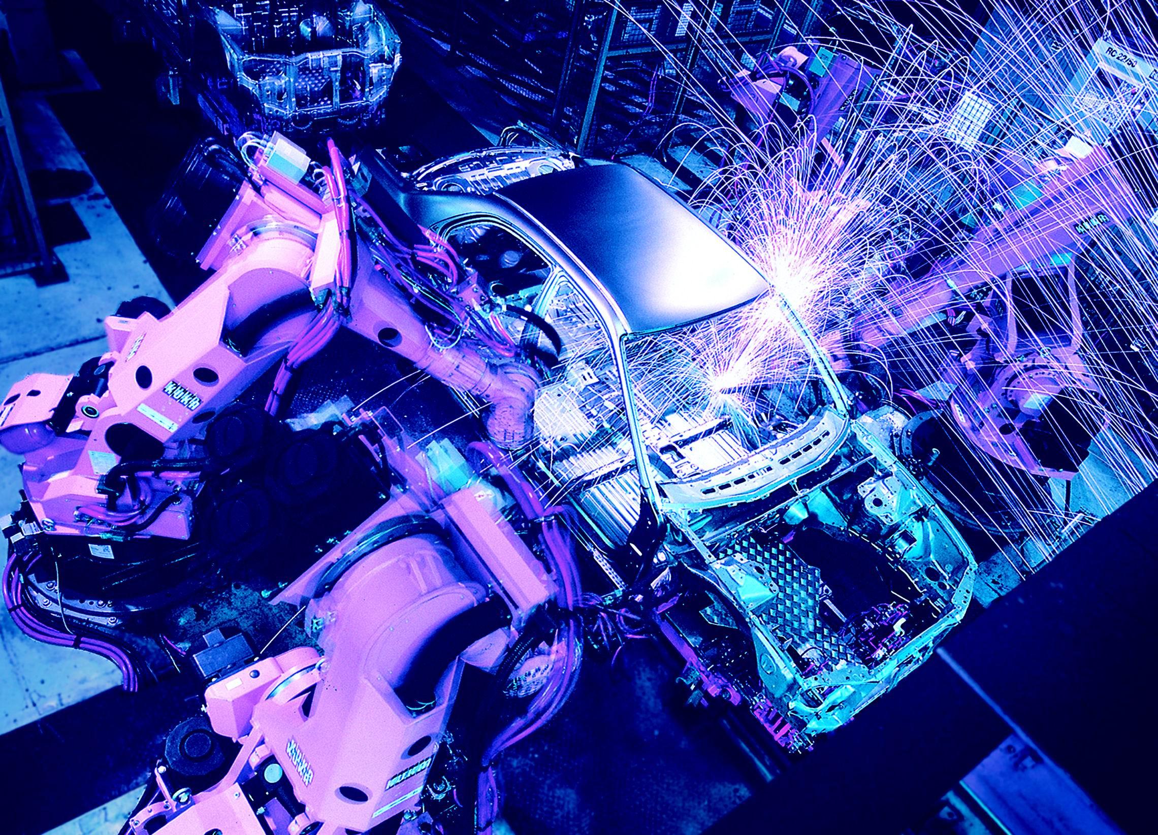 Automazione industriale, macchine a controllo numerico