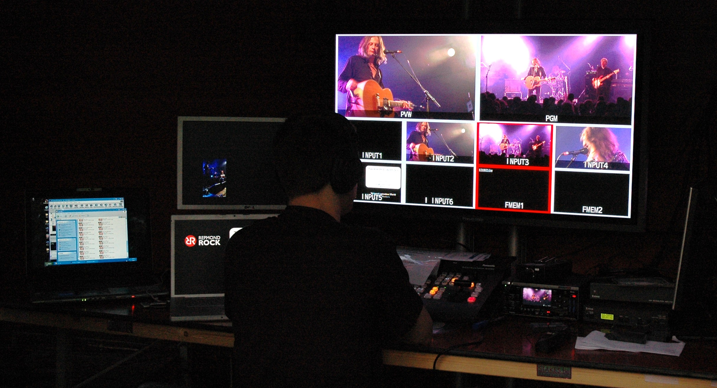 Impianti di Produzione e Postproduzione - Regie Video